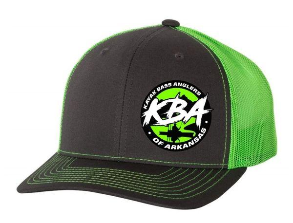 KBA of Arkansas Mesh Back Snap Back
