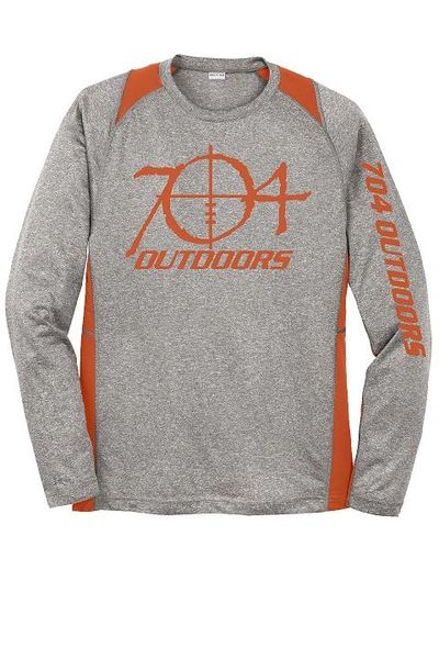 704 Outdoors Long Sleeve Performance Shirt
