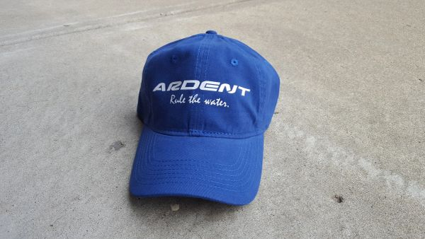 Ardent Rule the Water Unstructured Adjustable Hat