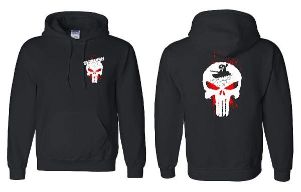 Skirmish Baits Punisher Hoodie