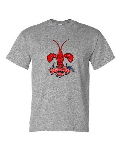 Bayou Bug Jigs Full Logo Tshirt