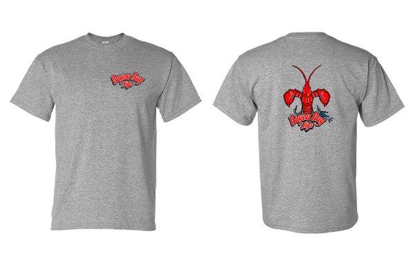Bayou Bug Jigs Double Logo Tshirt