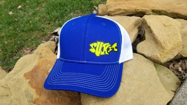 Sukit Lures Snap Back Hat