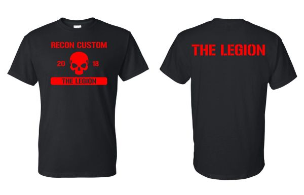 "Recon Custom ""The Legion"" Tshirt"