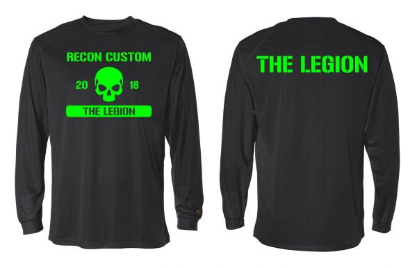 "Recon Custom ""The Legion"" Performance Long Sleeve"