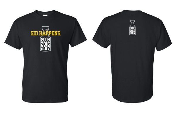 Sid Happens Cup Years Shirt