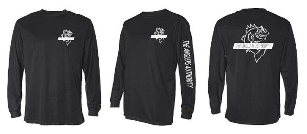 TAA Long Sleeve Performance Shirt