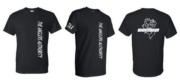 TAA Vertical Text Tshirt