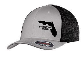 Florida Frontier Club Flexfit Mesh Back Hat