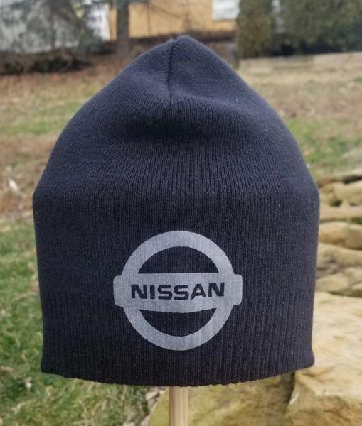 Nissan Badge logo beanie