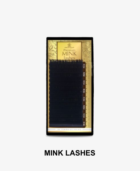 Mink (one length trays)