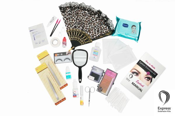 Express Eyelash Learners Kit Replacement