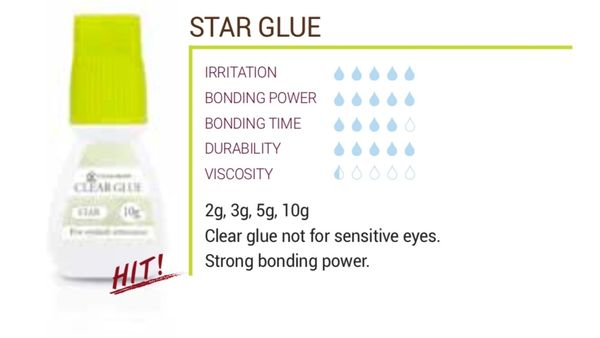 Star Clear Glue