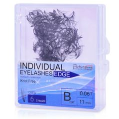 Russian volume lashes 15mm