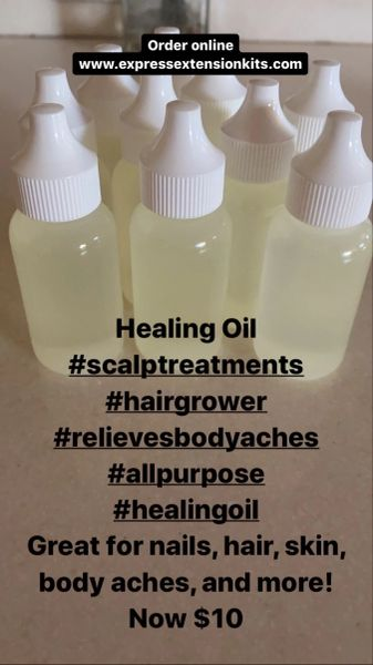 Healing oil Multi-purpose