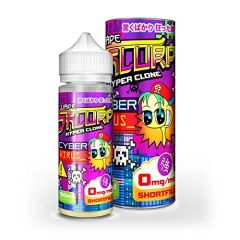 CYBER VIRUS ELIQUID BY SHLURP HYPER CLONE 100ML