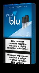 BLUE ICE E LIQUID POD BY MYBLU