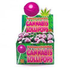 Bubblegum x Candy Kush by Dr. Greenlove Amsterdam