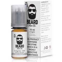 No.51 E-Liquid by Beard Vape Co.