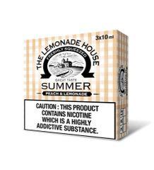 SUMMER ELIQUID BY THE LEMONADE HOUSE (3 X 10ML)