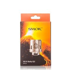 SMOK V8 X-BABY Q2 REPLACEMENT VAPE COILS