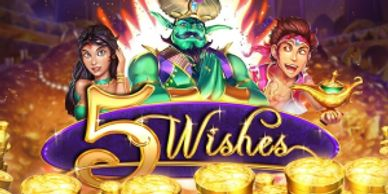 5 Wishes Free NZ and Aussie Video Slots at Fair Go Casino