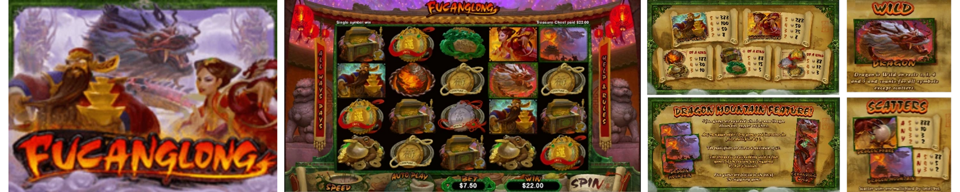 Fucanglong Video Slots Review