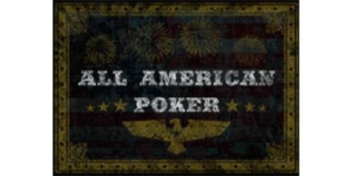 Featured Online Video Poker section All American video poker with $50 video poker free chip