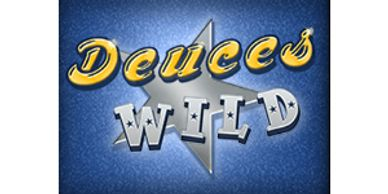 Featured Online Video Poker section Deuces Wild video poker with $50 video poker free chip