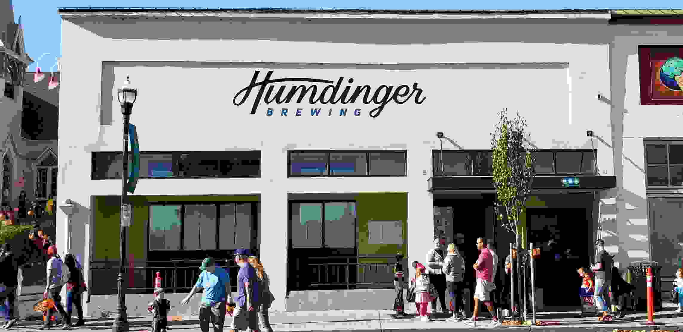 Restaurant and brewery in arroyo grande Humdinger Brewing