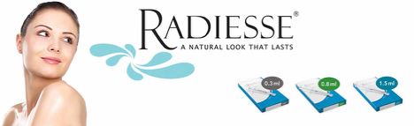 **Special Price**Appointment for Consultation and Administration of Radiesse 0.8mL
