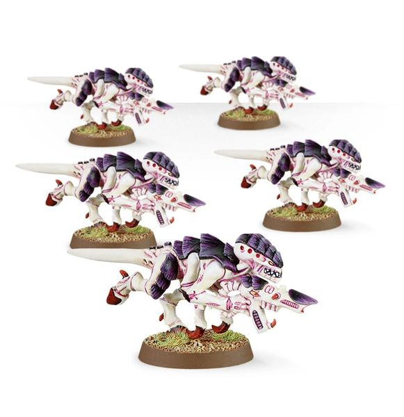 Warhammer 40k Tyranid Termagants Easy to Build Kit (Online Exclusive) 10%  Off