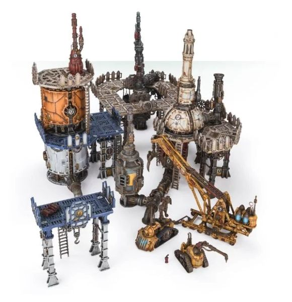 Industrial Terrain Collection 20% Off