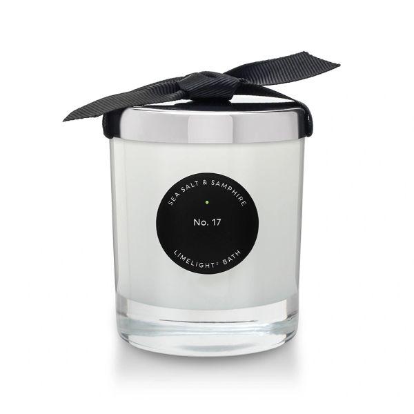 Limelight® No.17 30cl Sea Salt & Samphire. Burn time 50 hours plus.