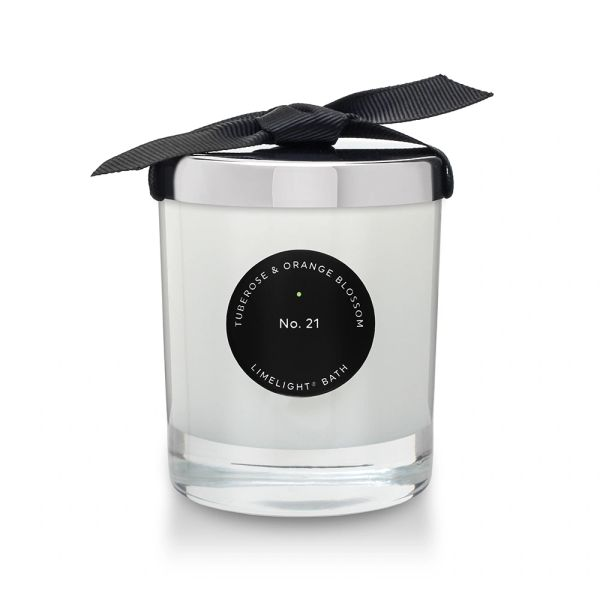 Limelight® No. 21 30cl Tuberose & Orange Blossom. Burn time 50 hours plus.