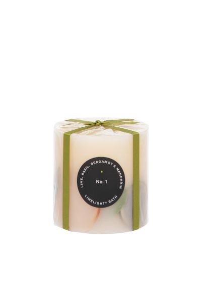 NEW Limelight® Botanical Lime Basil Mandarin Candle