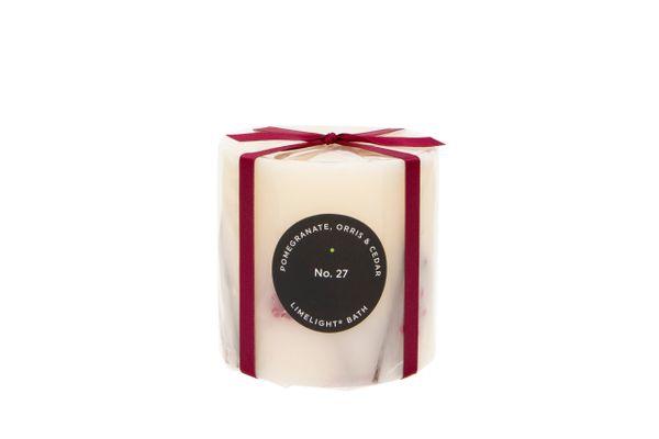 NEW Limelight® Botanical Pomegranate, Orris & Cedar Candle