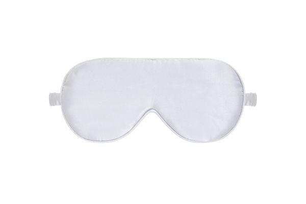 Limelight® 100% Pure Mulberry Silk Eye Mask Grey