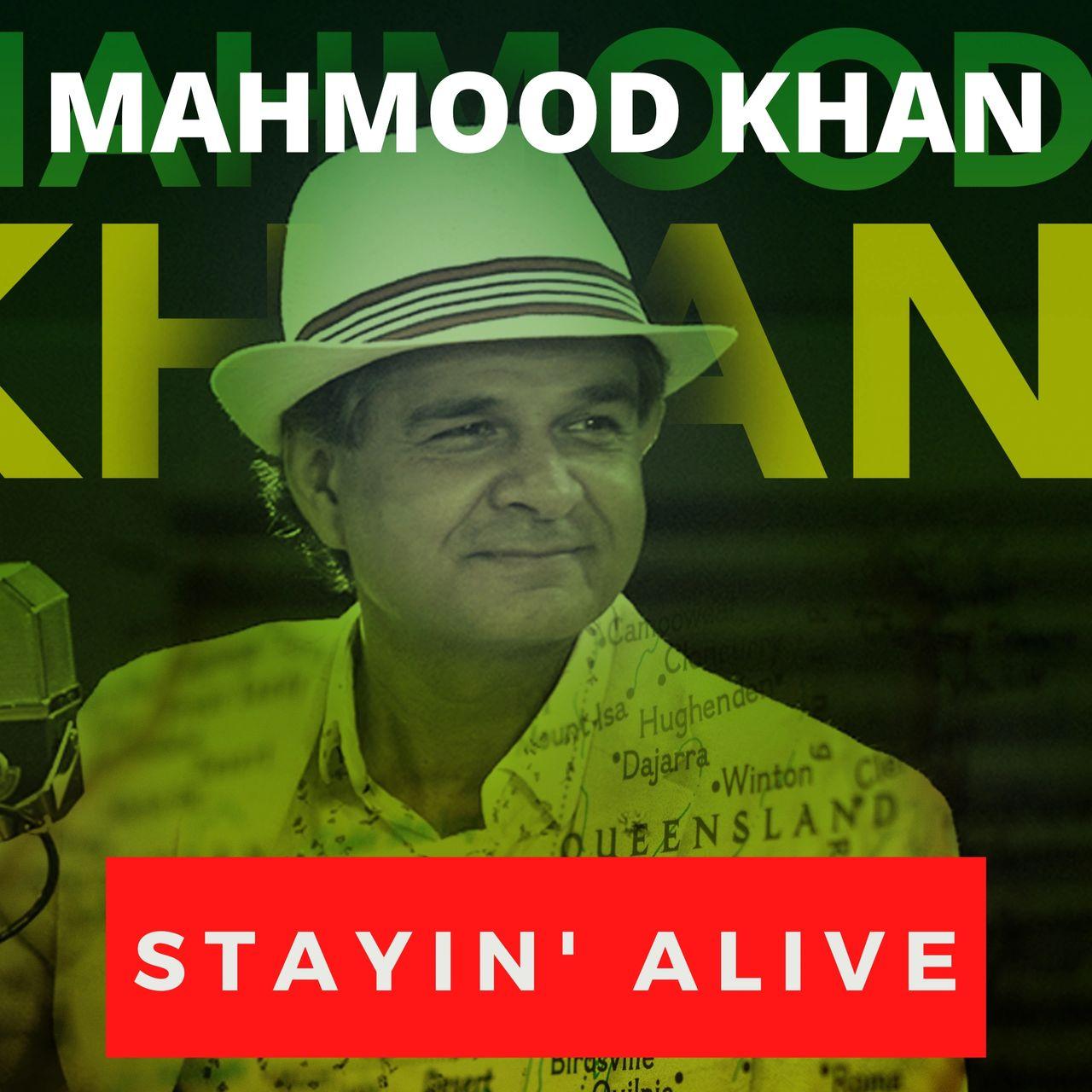Mahmood Khan Ebook Stayin alive