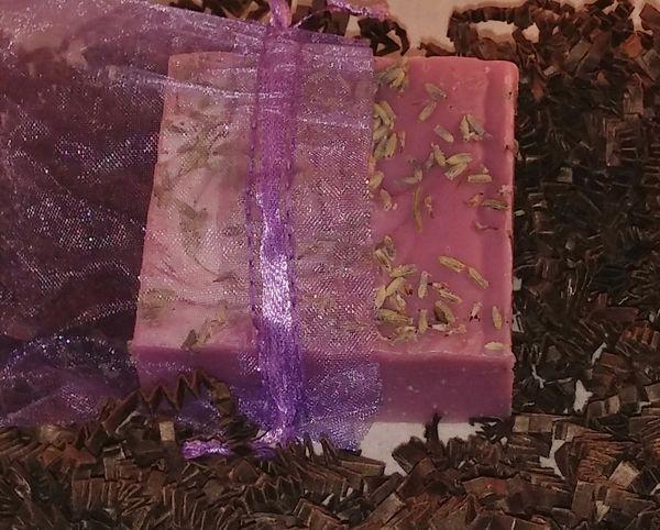 Luxurious Lavender Soap Bar