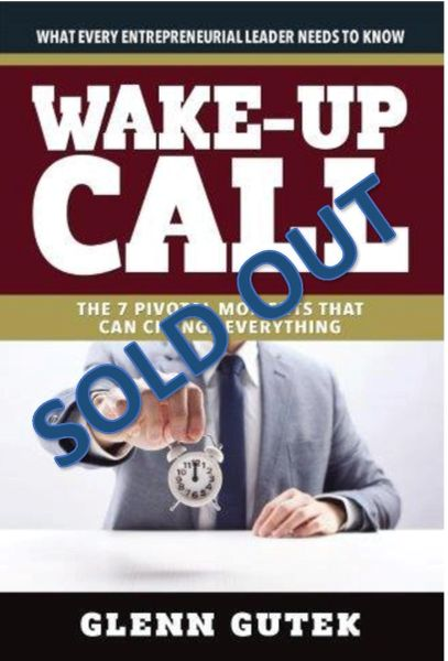 Wake-Up Call, Hard Cover