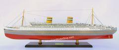"SS Nieuw Amsterdam Holland Cruise Ship Model 36"""