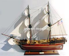 "LADY WASHINGTON Tall Ship Model 38"""