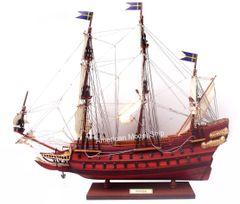 "WASA Model Tall Ship 20"""