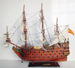 "San Felipe Model Tall Ship 20"""
