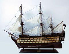 """Blackbeard's Queen Anne's Revenge Pirate Ship Model 37"""""""