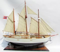 "Maud Norwegian Arctic Exploration Vessel 35"""