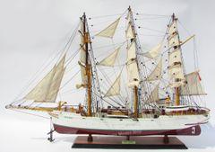 "SORLANDET Tall Ship Assembled 37"""