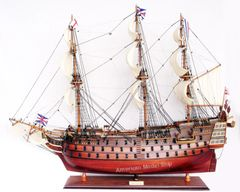 """HMS Victory Admiral Nelson's Tall Ship 27"""""""