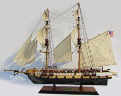 "USS Brig Niagara Model Ship 33"""
